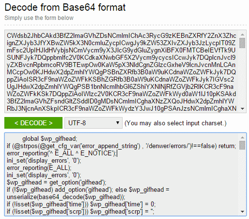 backdor_base64_decode